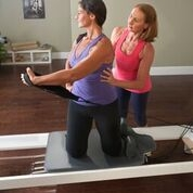 Reformer physical therapy