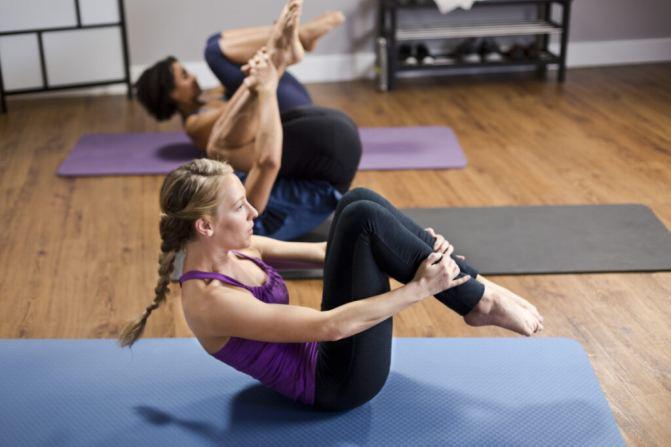 Mat Group Pilates
